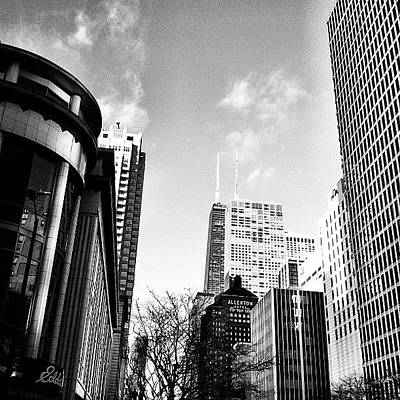 Skylines Wall Art - Photograph - Tip Top Tap by Cassie OToole