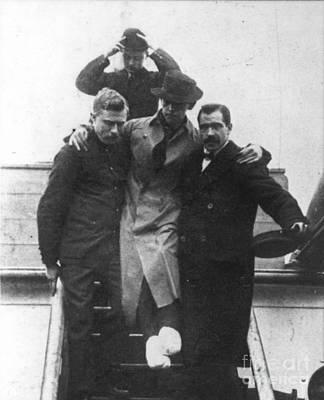 Photograph - Titanic: Harold Bride by Granger