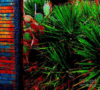 Photograph - Tlaquepaque I by Christine S Zipps