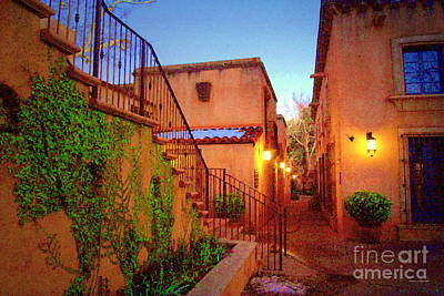 Photograph - Tlaquepaque II by Christine S Zipps