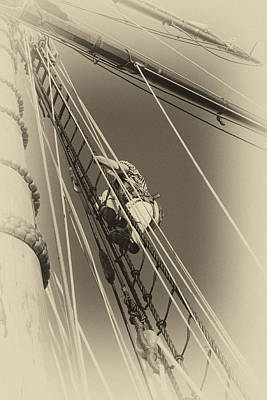 Photograph - To The Crows Nest by Coby Cooper