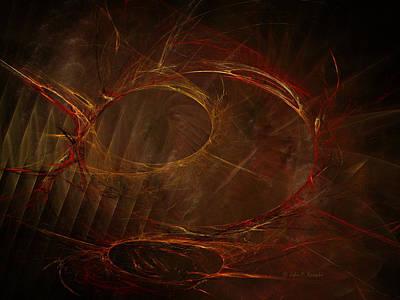Digital Art - To The Death by John Knapko