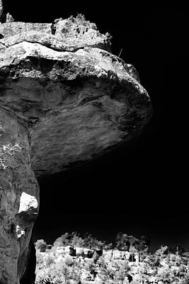 Photograph - Toad Rock by John Rizzuto