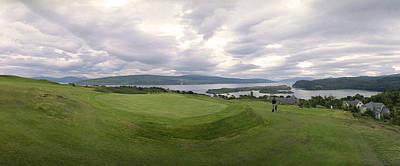 Photograph - Tobermory Golf Club 3rd by Jan W Faul