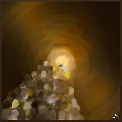 The Followers Digital Art - Together Into The Bright Unknown by Mathilde Vhargon