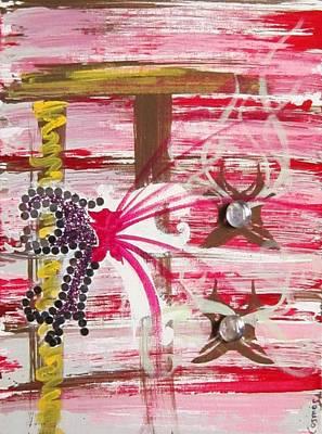 Painting - Tokyo Fairies  by Jarunee Ward