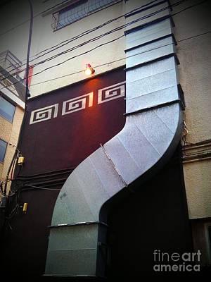 Photograph - Tokyo Restaurants by Eena Bo