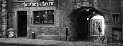 Royal Mile Photograph - Tolbooth Tavern. Edinburgh. Scotland by Bakhtiar Umataliev