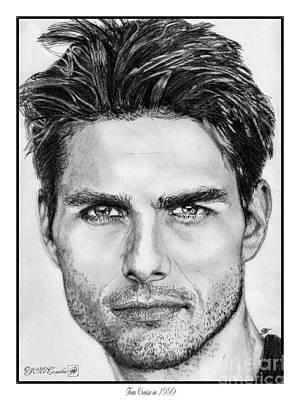 Tom Cruise In 1999 Art Print