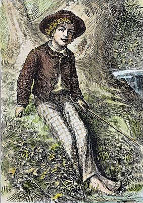 Tom Sawyer, 1876 Art Print