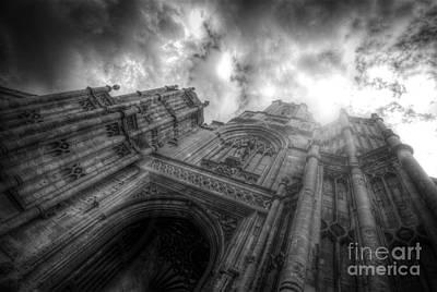 Photograph - Tom Tower 2.0 by Yhun Suarez