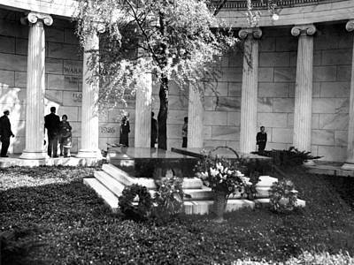 Tomb Of Warren G. Harding, 29th Art Print