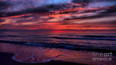 Photograph - Tongue Of The Sea by Mareko Marciniak