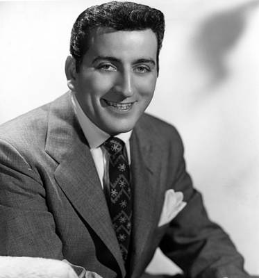 Tony Bennett, C. 1952 Art Print by Everett
