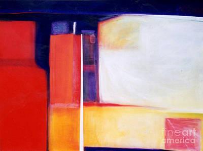 Marlene Burns Fine Art Painting - Too Loose Lautrec by Marlene Burns
