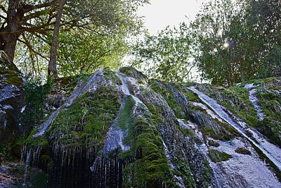 Photograph - Top Of The Falls by Diana Hatcher