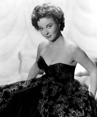 1950s Fashion Photograph - Top Secret Affair, Susan Hayward, 1957 by Everett