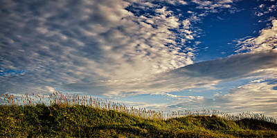 Photograph - Topsail Dunes by Denis Lemay