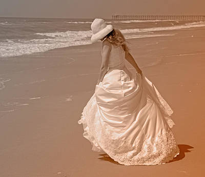 Topsail Photograph - Topsail Gown by Betsy Knapp