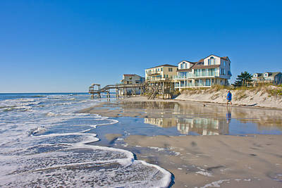 North End Photograph - Topsail North End by Betsy Knapp
