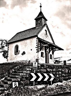 Photograph - Tornante 8 ... by Juergen Weiss