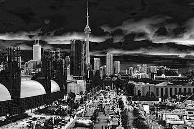 Photograph - Toronto And The Ex by Kathi Shotwell