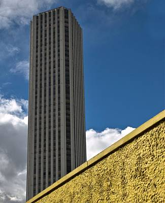 Photograph - Torre Colpatria by Steven Richman