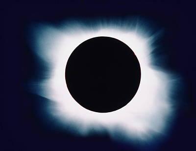 Total Solar Eclipse Art Print by John Sanford