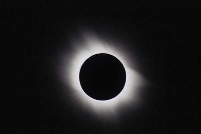 Total Solar Eclipse, Outer Corona Art Print