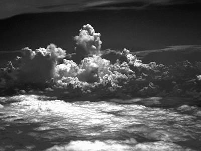 Totem Cloud Art Print