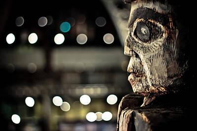 Photograph - Totem Spirit by Justin Albrecht
