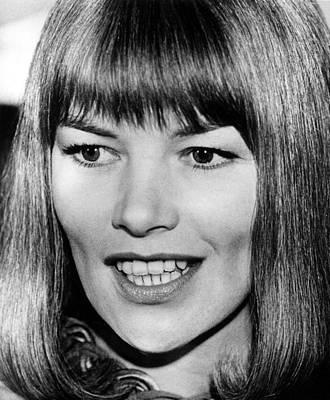 Glenda Photograph - Touch Of Class, Glenda Jackson, 1973 by Everett
