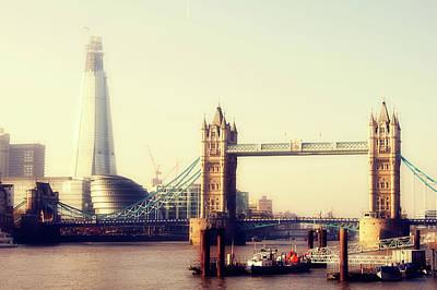 Tower Bridge Art Print by Eva Millan Photography