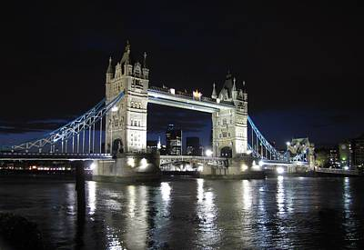 Photograph - Tower Bridge by Keith Stokes