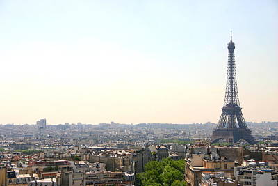 Paris Photograph - Tower Eiffel by All right rs