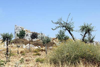 Tower Of Beitin - Biblical Bethel Original