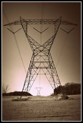 Photograph - Tower Of Power by Lora Mercado