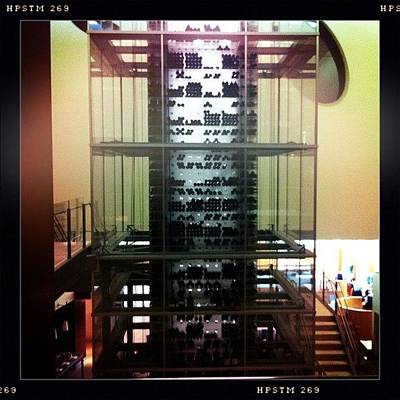 Wine Wall Art - Photograph - Tower Of Wine by James Roberts