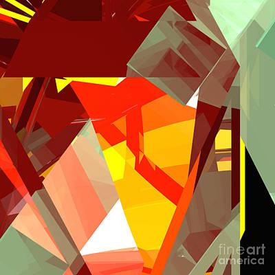 Digital Art - Tower Series 16 by Russell Kightley
