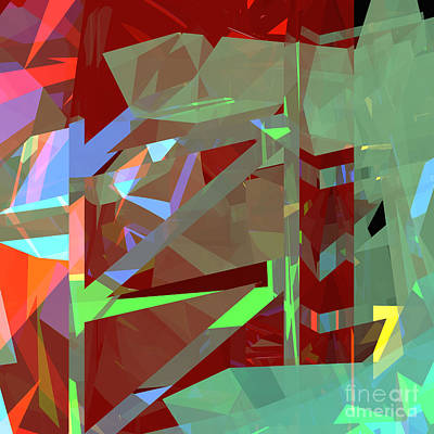 Digital Art - Tower Series 23 by Russell Kightley