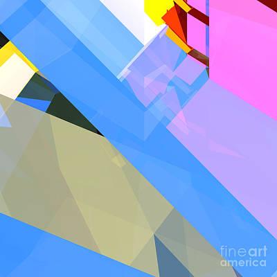 Digital Art - Tower Series 29 by Russell Kightley