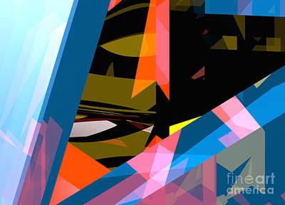 Digital Art - Tower Series 6 by Russell Kightley