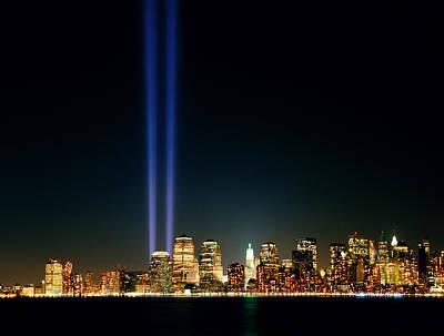 Photograph - Towers Of Light by Cliff Wassmann