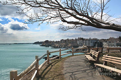 Photograph - Town Of Marblehead by LR Photography