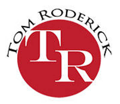 Digital Art - Tr Logo by Tom Roderick