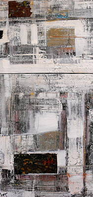 Mixed Media - Traces by Ralph Levesque