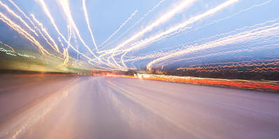 Australia Photograph - Traffic In Motion by Paul Robb