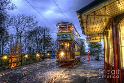 Photograph - Tram 399 by Yhun Suarez
