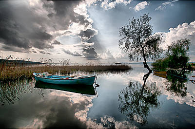 Photograph - Tranquility - 3 by Okan YILMAZ