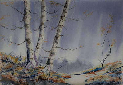 Painting - Tranquility by Rob Hemphill